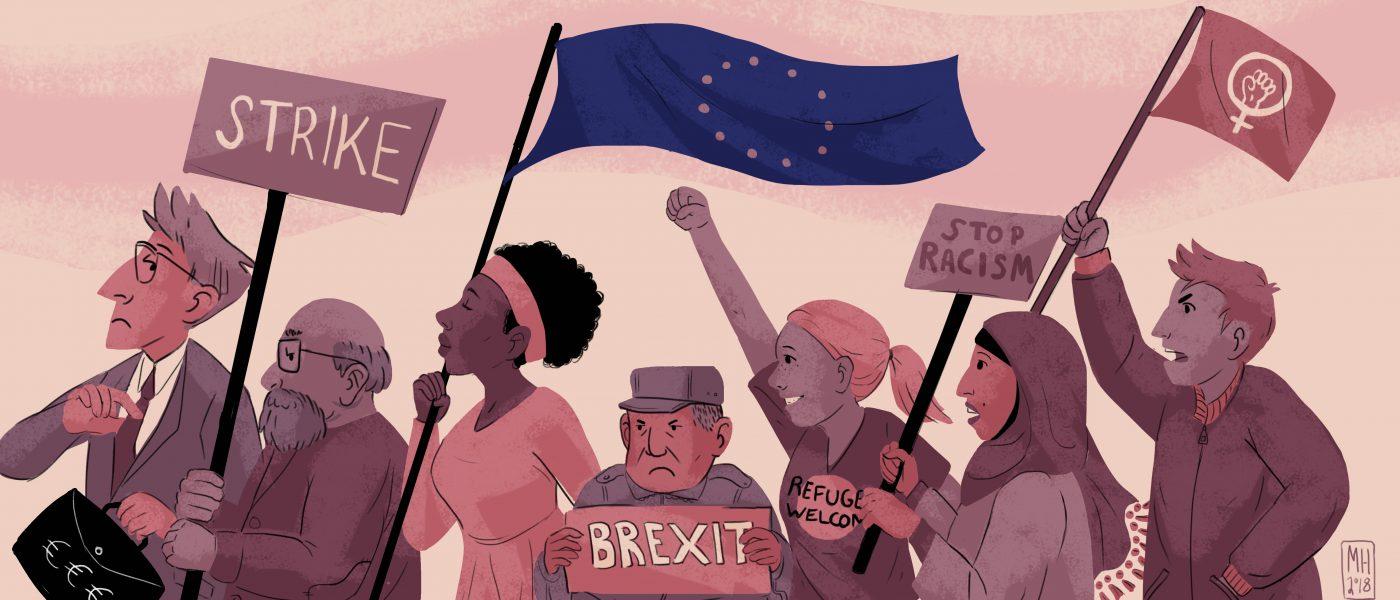 Teema: Euroopan liikkeet